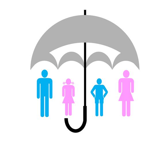 Decretive image representing Safeguarding